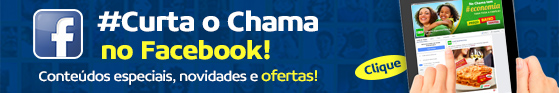 Curta o Facebook do Chama