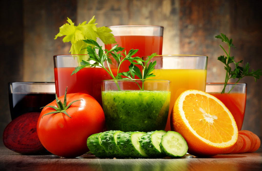 Suco de fruta, drinks sem alcool, peper drinks